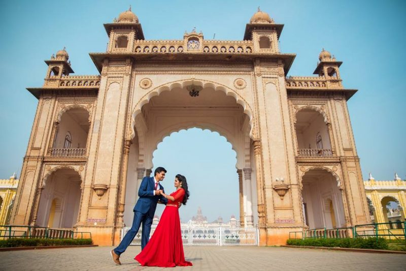 Pre wedding photoshoot places in mysore couple shoot spots for Places for photo shoots
